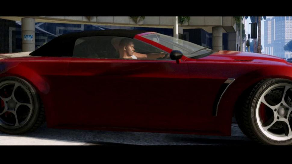 GTA 5: A scene from the in-engine trailer (30)