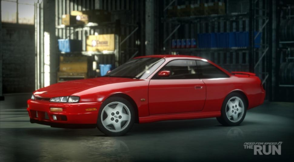 Need for Speed The Run: Nissan 200SX S14