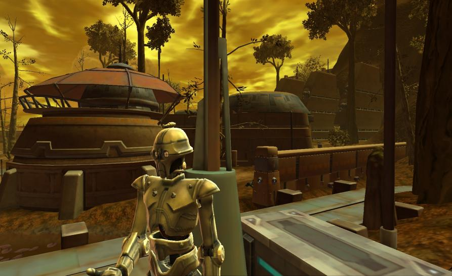Star Wars The Old Republic - Beta-Client steht zum Download bereit. (1)