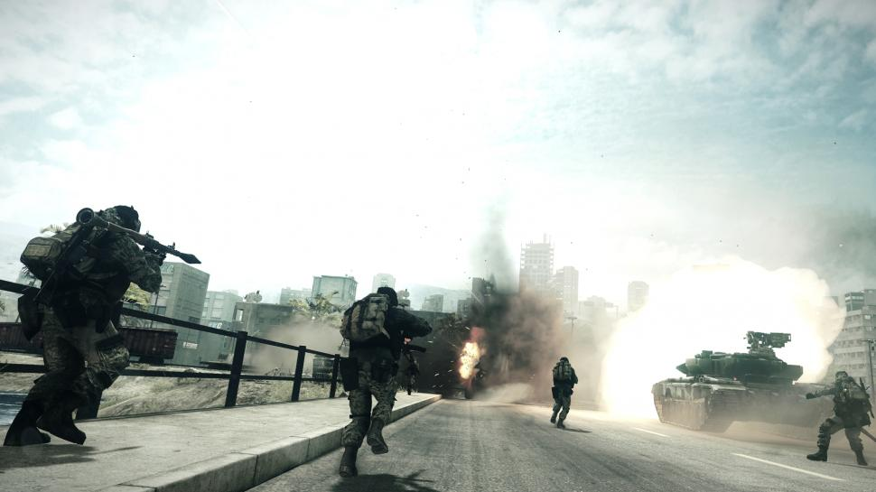 Battlefield 3: Waffen des Physical Warfare Pack im Gameplay-Video vorgestellt. (1)