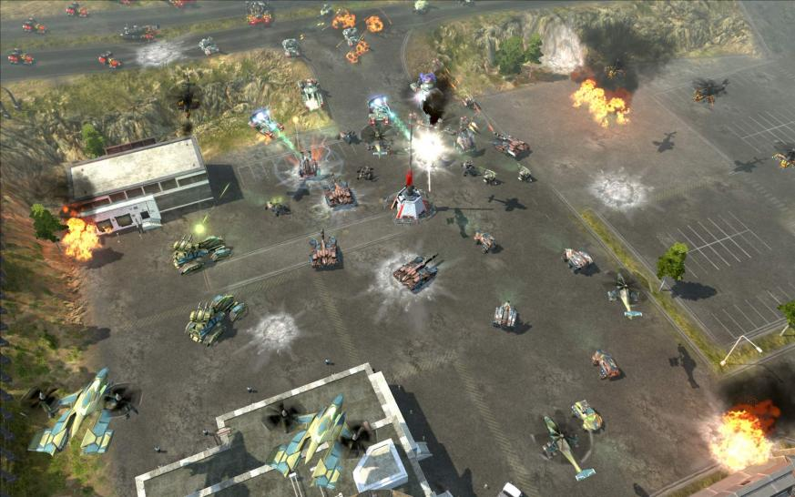 End of Nations: Free-2-Play-Strategie-MMO mit neuen Screenshots (1)