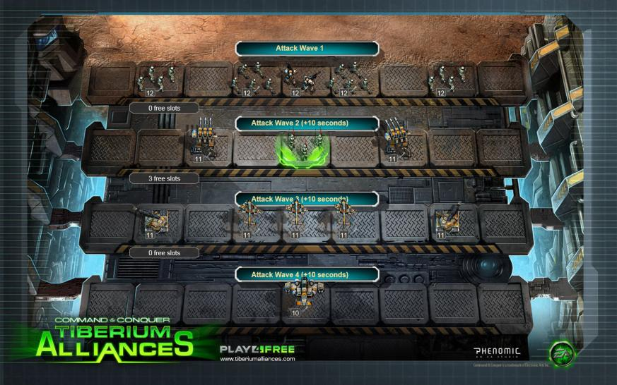 C&C Tiberium Alliances: Neues Free-2-Play-RTS von Phenomic  (1)