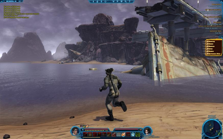 Star Wars the old Republic mit 50 Prozent Downsampling, x16 AF, SGSSAA (1)