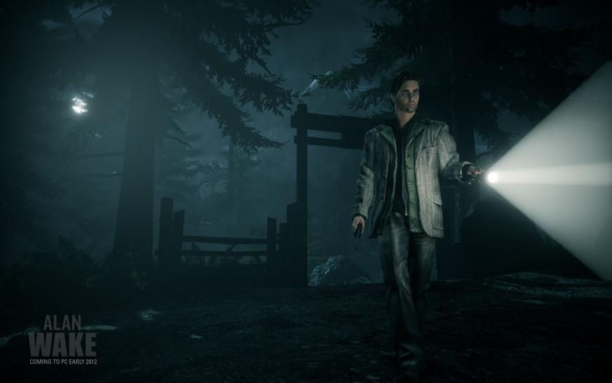 Alan Wake PC: Better graphics compared to 360, looks great at 60 fps (picture: pc version)