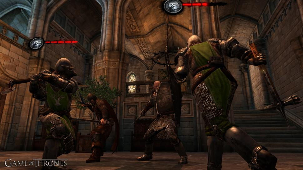 Game of Thrones: Bewegte Bilder mit Ingame-Material (1)