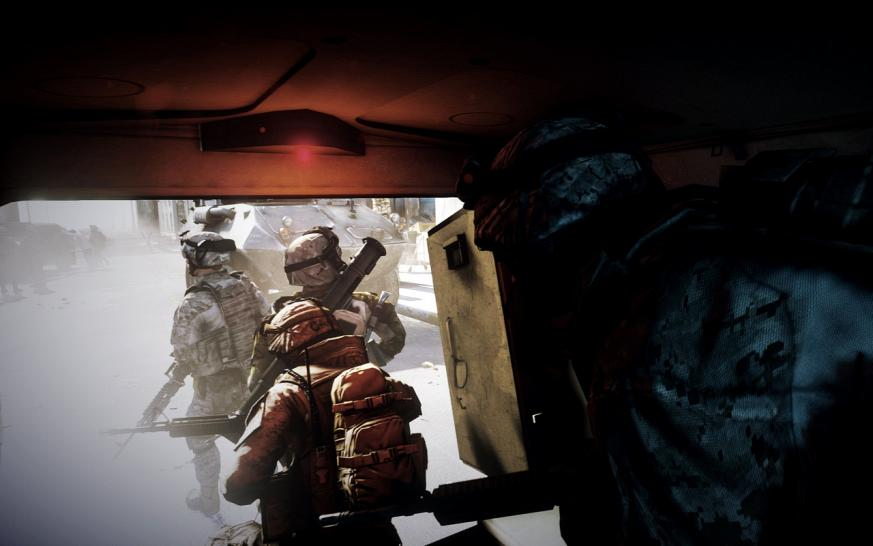 Battlefield 3: DICE geht in die Offensive - Anti-Cheat-Admin gesucht. (1)