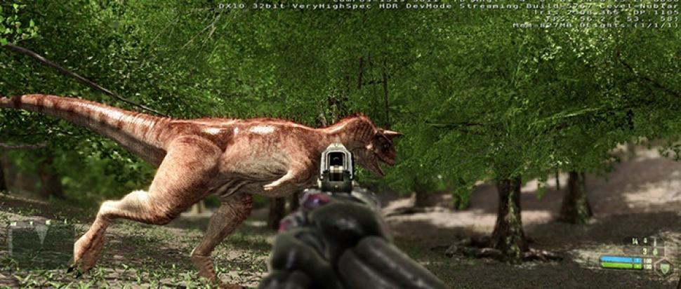 Return To Jurassic Park Arbeiten An Dino Mod Gehen Weiter