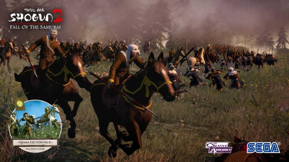Total War Shogun 2 Fall of the Samurai: Video zur Story veröffentlicht - Screenshot-Updat (1)