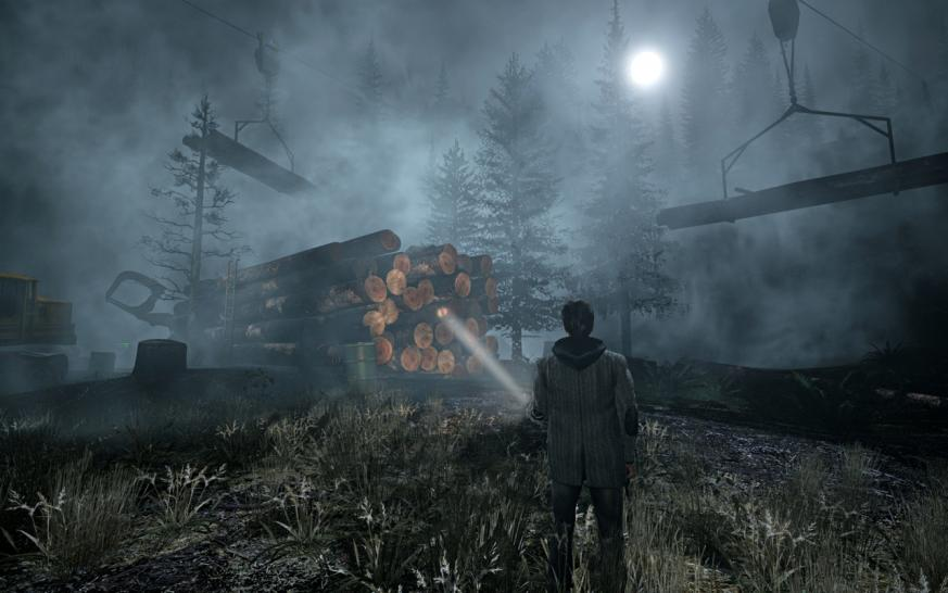 Alan Wake: Remedy liefert Trailer zum Start des Mystery-Thriller  (1)