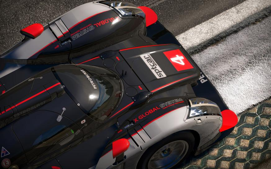 CARS: Build 149 liefert Rennstrecke in Le Mans (1)