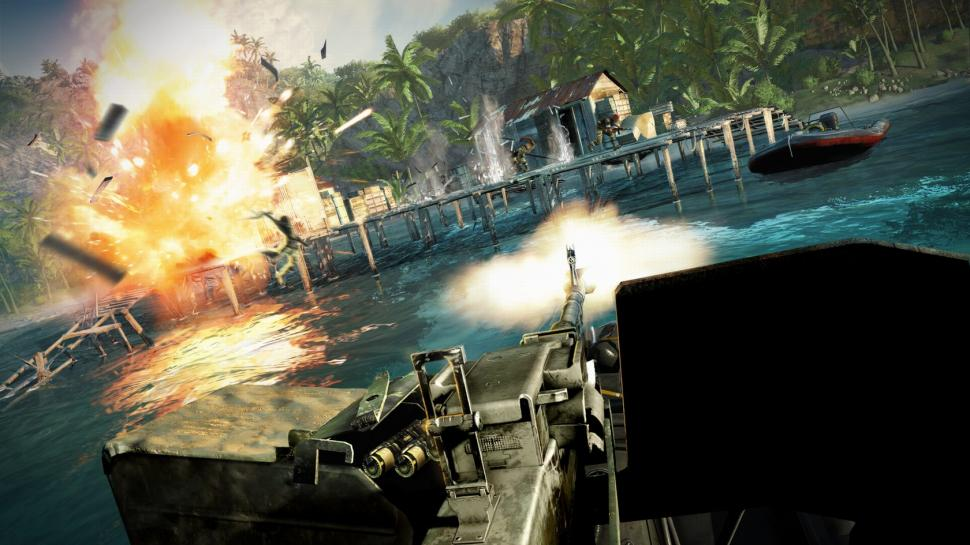 Far Cry 3: Fünf Minuten Gameplay im HD-Video (1)