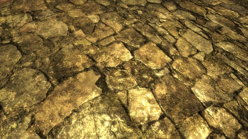 The Elder Scrolls 5 Skyrim: Hi-Res-Texturen im direkten