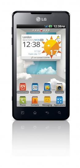 LG Optimus 3D Max: Neues 3D-Smartphone mit Android