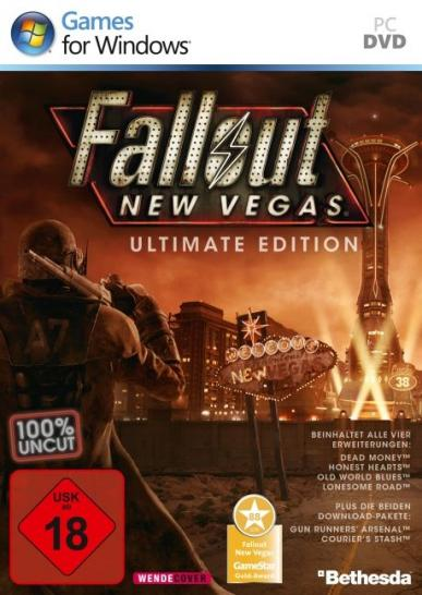 Fallout New Vegas Ultimate Edition ab sofort im Handel erhältlich. (1)