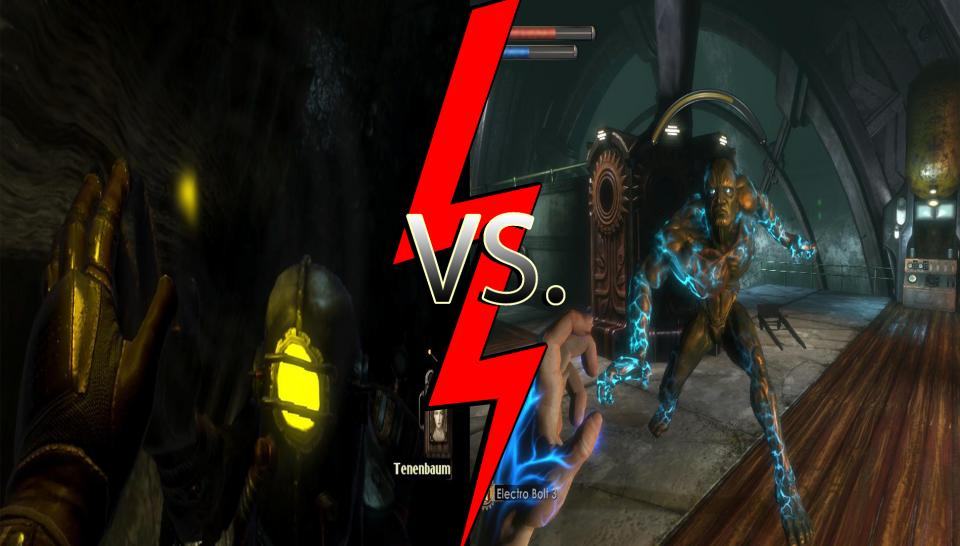 Bioshock: Jack Ryan vs. Frank Fontaine
