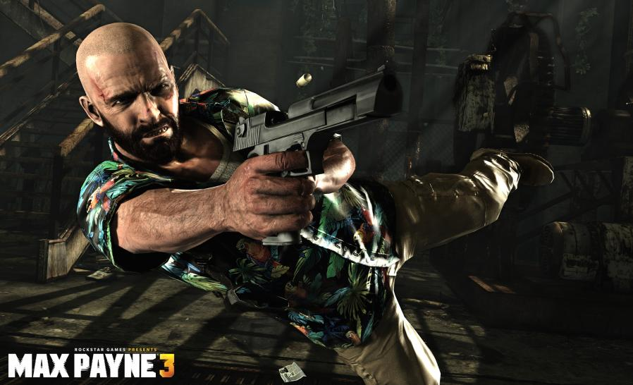 Max Payne 3: Rockstar enthüllt die PC-Systemanforderungen plus frische Screenshots