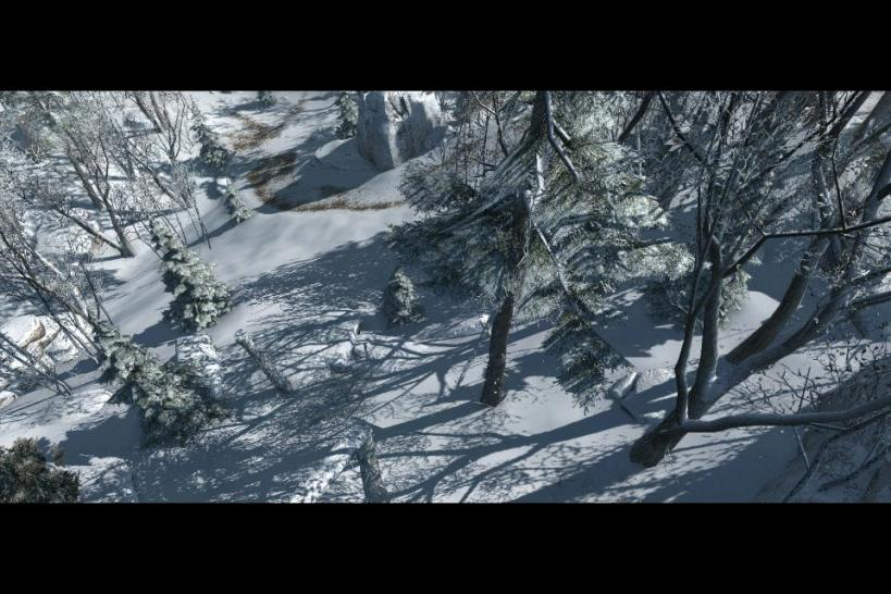 Assassins Creed 3: Winterliches Amerika in Screenshots (1)