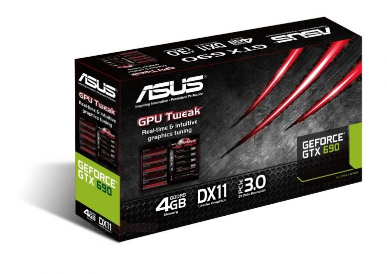 Asus Geforce GTX 690-4GD5