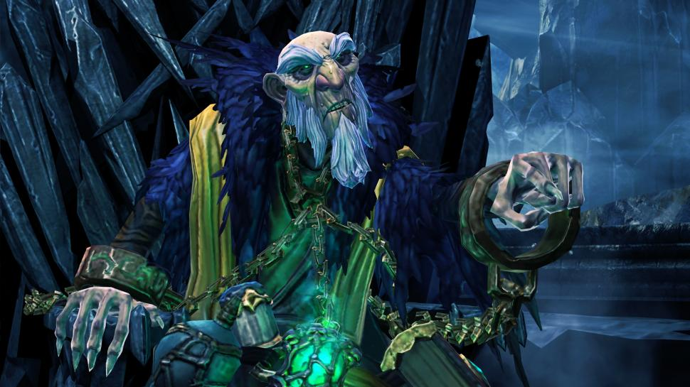 Darksiders 2: Neue Screenshots zum THQ-Actionspiel (1)