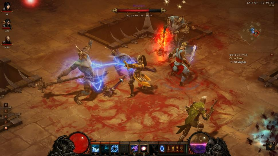 Diablo 3: Neuer Patch 1.0.4 - Änderungen an Klassen, Items und Magic Find (1)