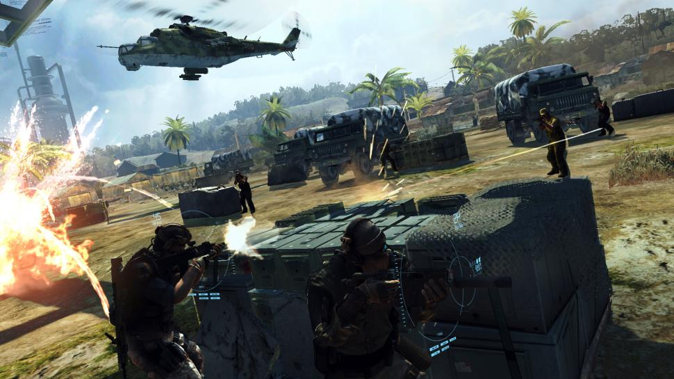 28.6.2012: Ghost Recon Future Soldier