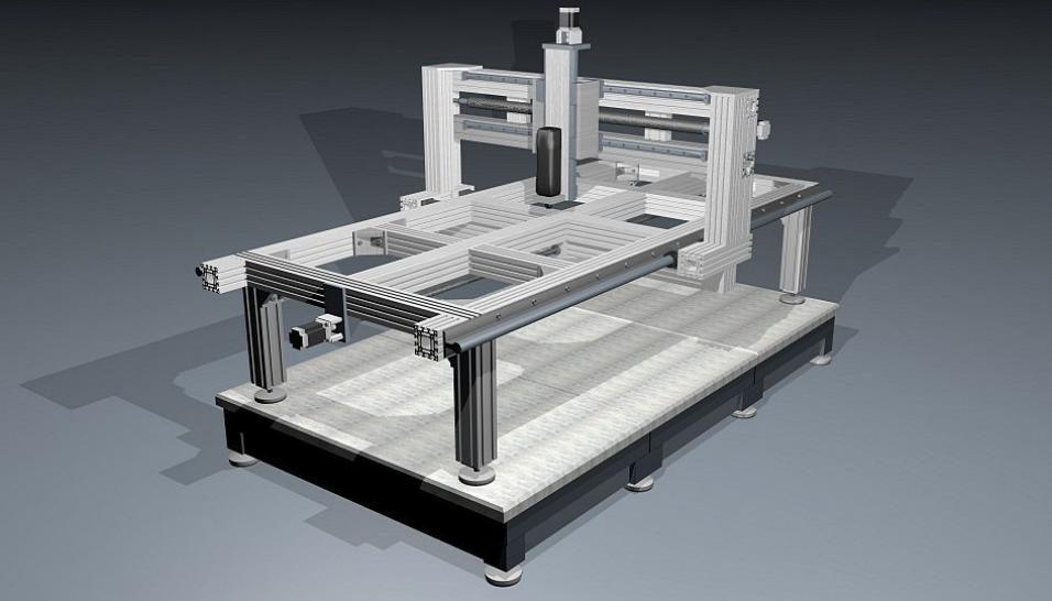 das etwas andere tagebuch cnc fr se im eigenbau update wasserk hlung f r die fr sspindel. Black Bedroom Furniture Sets. Home Design Ideas