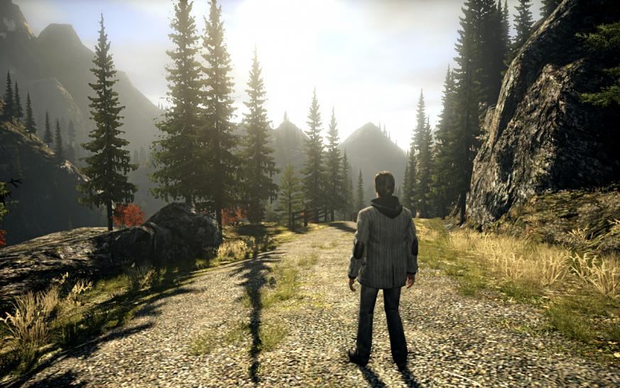Alan Wake: Kompatibel, 35,1 Fps (Win 8)/35,3 Fps (Win7)