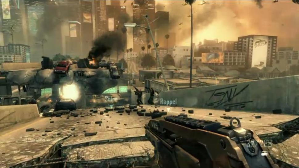 Call of Duty Black Ops 2: E3-Präsentation im Video und neue Screenshots (1)