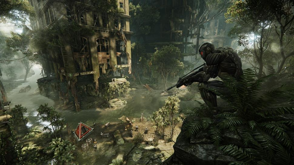 Crysis 3   E3 2012   Dambusters   Assess Adapt Attack