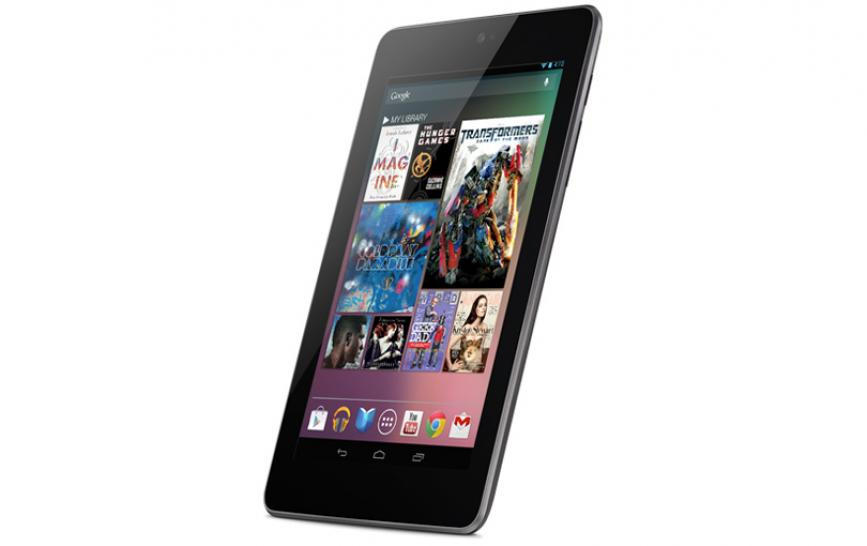 Google Nexus 7: 99-Dollar-Tablet noch 2012?