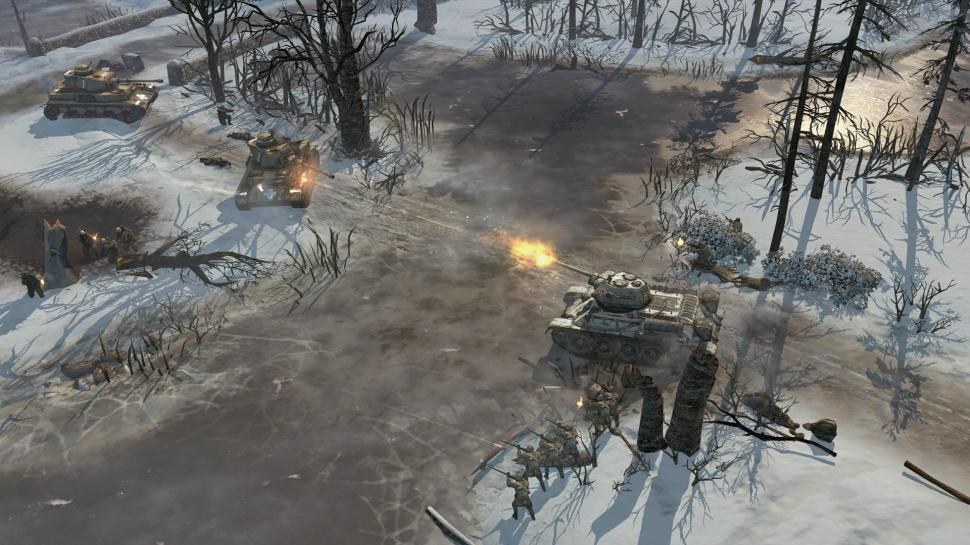 Company of Heroes 2: Zwei neue Ostfront-Screenshots in DX11 (1)