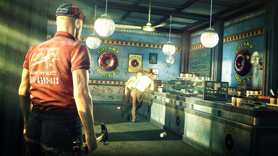 Hitman 5 - Absolution: Square Enix löst dubiosen Klempner-Mord auf - Neuer Screenshot (1)
