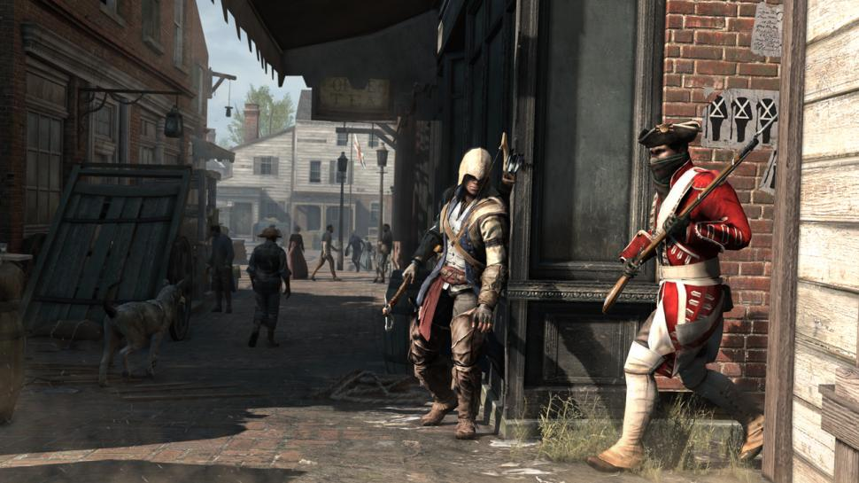 Assassin's Creed 3: AnvilNext-Engine im Detail (1)