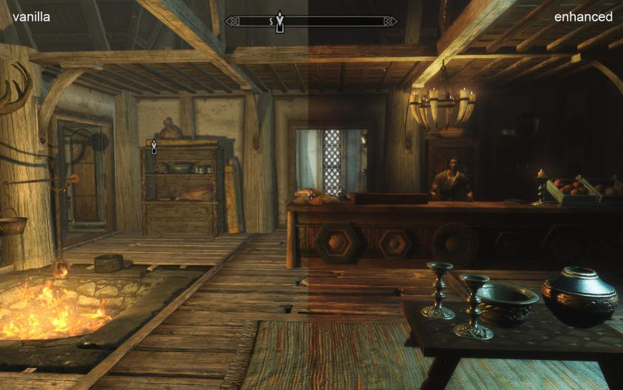 Skyrim: Enhanced Motion Picture ENB-Mod für ultra-realistische Lichteffekte erschienen (1)