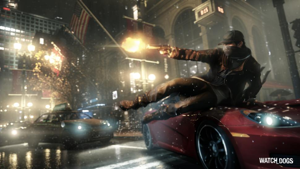 Watch Dogs - Unreal Engine 3