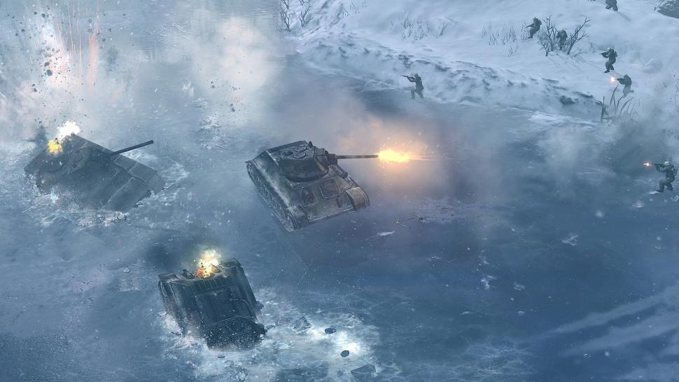 Company of Heroes 2: Closed Beta ab Anfang 2013 und Infos zum Command Pass (1)