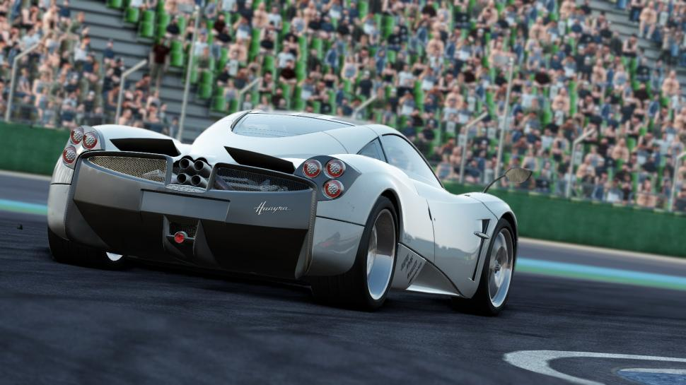 Project Cars: Atemberaubende Screenshots des Pagani Huayra (16)