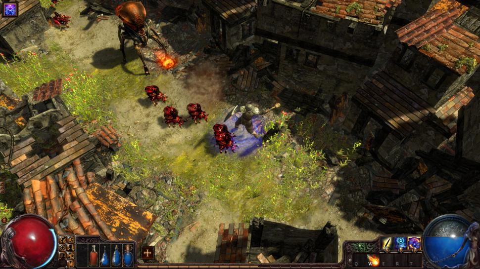 Path of Exile: Alternative für Fehler-37-geplagte Diablo-3-Spieler mit Open Beta - Zahlreiche Screenshots & Video (1)