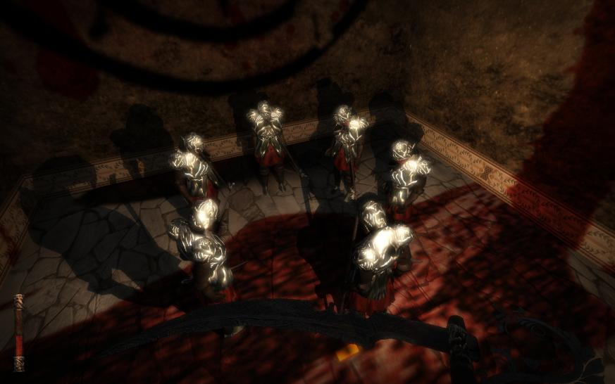 Doom 3 Grafikmod: Grimm Quest for the Gatherer's Key (1)