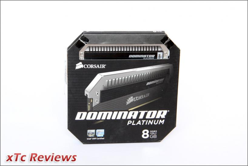 Corsair Dominator Platinum DDR3-RAM für Ivy Bridge im PCGHX-Test (1)