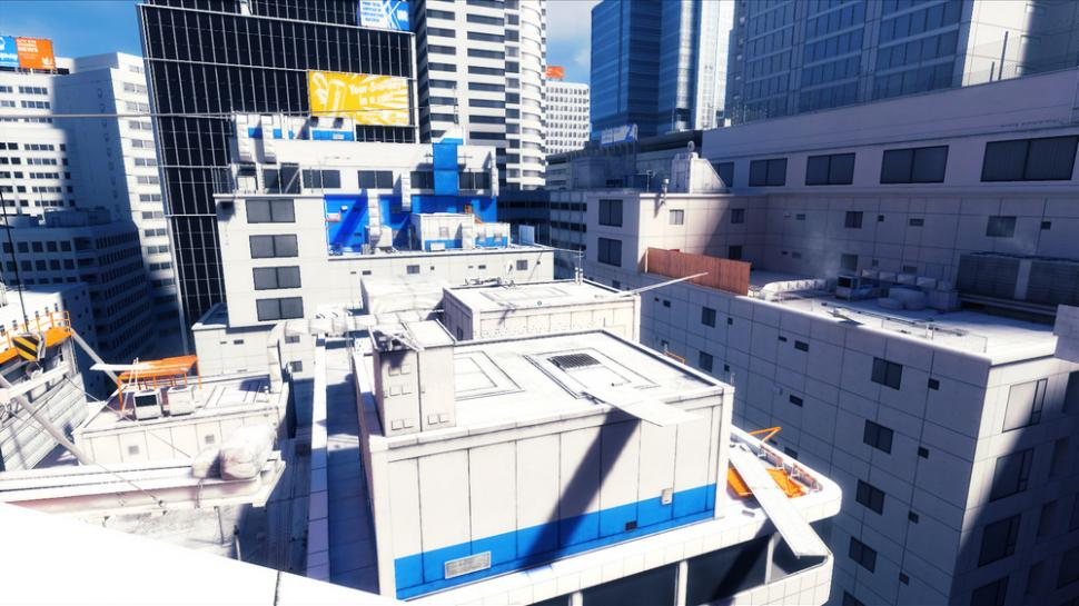 Art Design Mirrors Edge