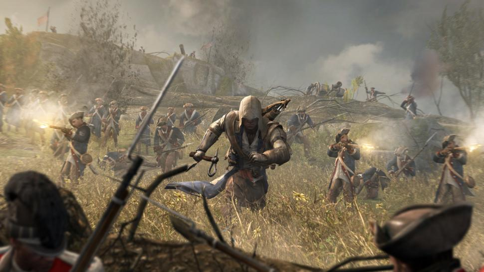 Assassin's Creed 3: Gamescom-Screenshots und Trailer (1)
