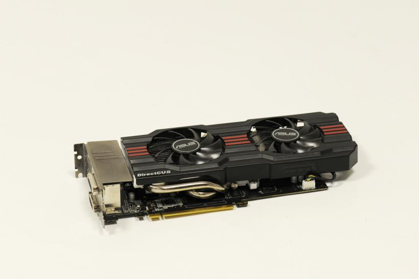 Asus Geforce GTX 660 Ti DC2T