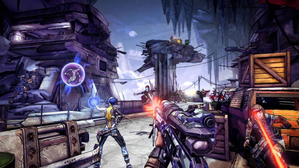 Borderlands 2: Neue Screenshots von der Gamescom (2)