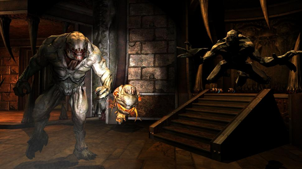 Doom 3 BFG Edition angespielt (1)