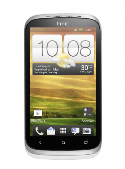 HTC Desire X im Hands-on-Test: High-End-Einstieg mit Android 4.0.4 und Qualcomm Snapdragon S4play