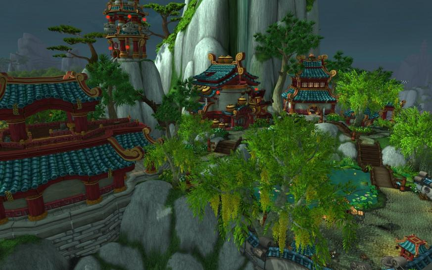 World of Warcraft: Mists of Pandaria - Der Jadewald (1)