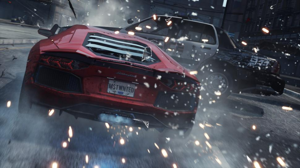 Need for Speed Most Wanted: Elf CPUs im Test - Ivy Bridge empfehlenswert (1)