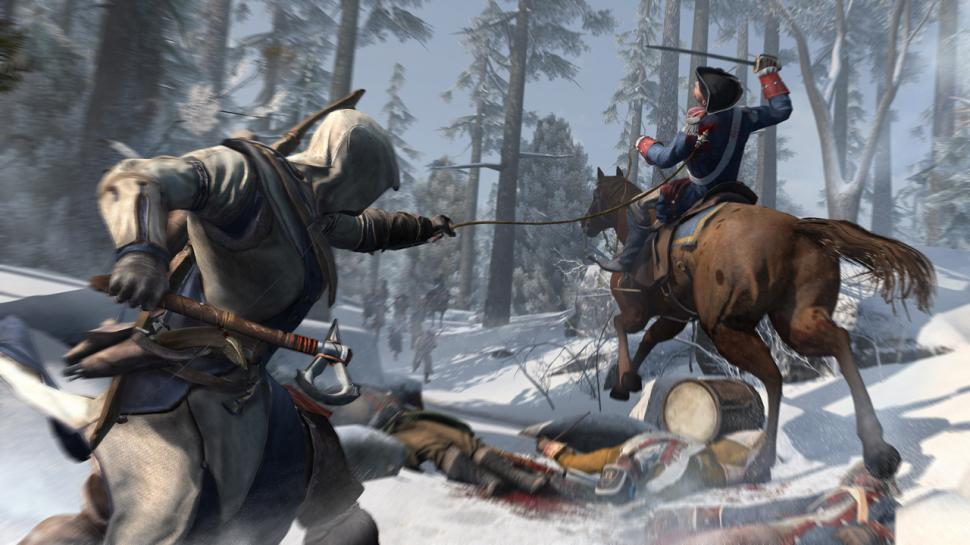 Assassin's Creed 3: Neue Screenshots und Details zum Gameplay (1)