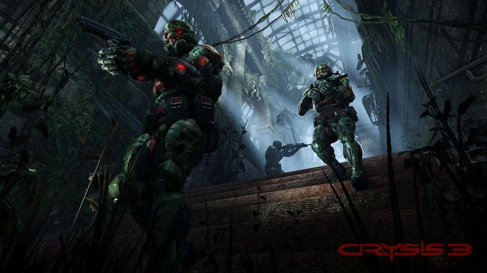 Crysis 3: Neues Video zum Hunter-Modus in Manhatten (1)